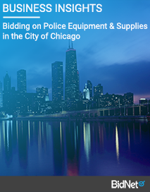 Bidding on Police Equipment & Supplies in the City of Chicago