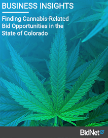 Finding Cannabis-Related Bid Opportunities in the State of Colorado