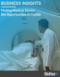 Finding Medical Device Bid Opportunities in Florida