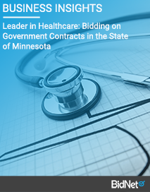 Leader in Healthcare: Bidding on Government Contracts in the State of Minnesota