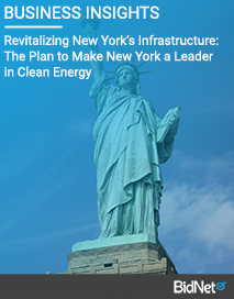 Revitalizing New York's Infrastructure: The Plan to Make New York a Leader in Clean Energy