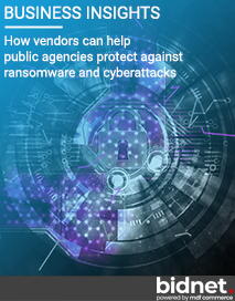 How vendors can help public agencies protect against ransomware and cyberattacks