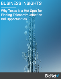 Why Texas is a Hot Spot for Finding Telecommunication Bid Opportunities