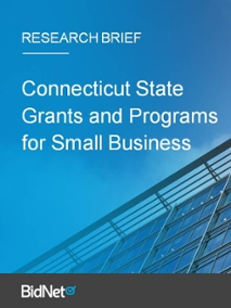 Connecticut State Grants and Programs for Small Business