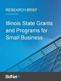 Illinois State Grants and Programs for Small Business